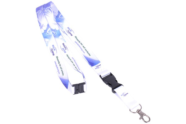 Aquatuning Lanyard 45cm with carabiner