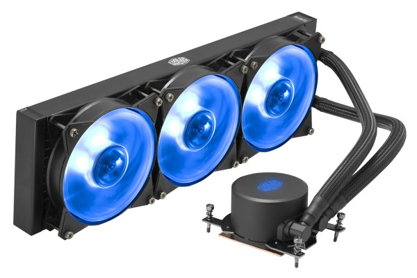 Cooler Master MasterLiquid ML360 RGB TR4 RGB All-in-One water cooling 360mm