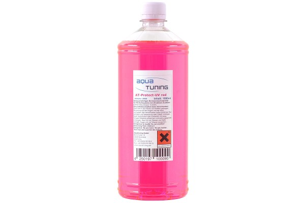 Aquatuning AT-Protect-UV-red 1000ml