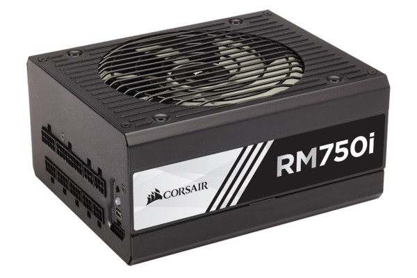 Corsair RMi Series RM750i power supply - 750 Watt